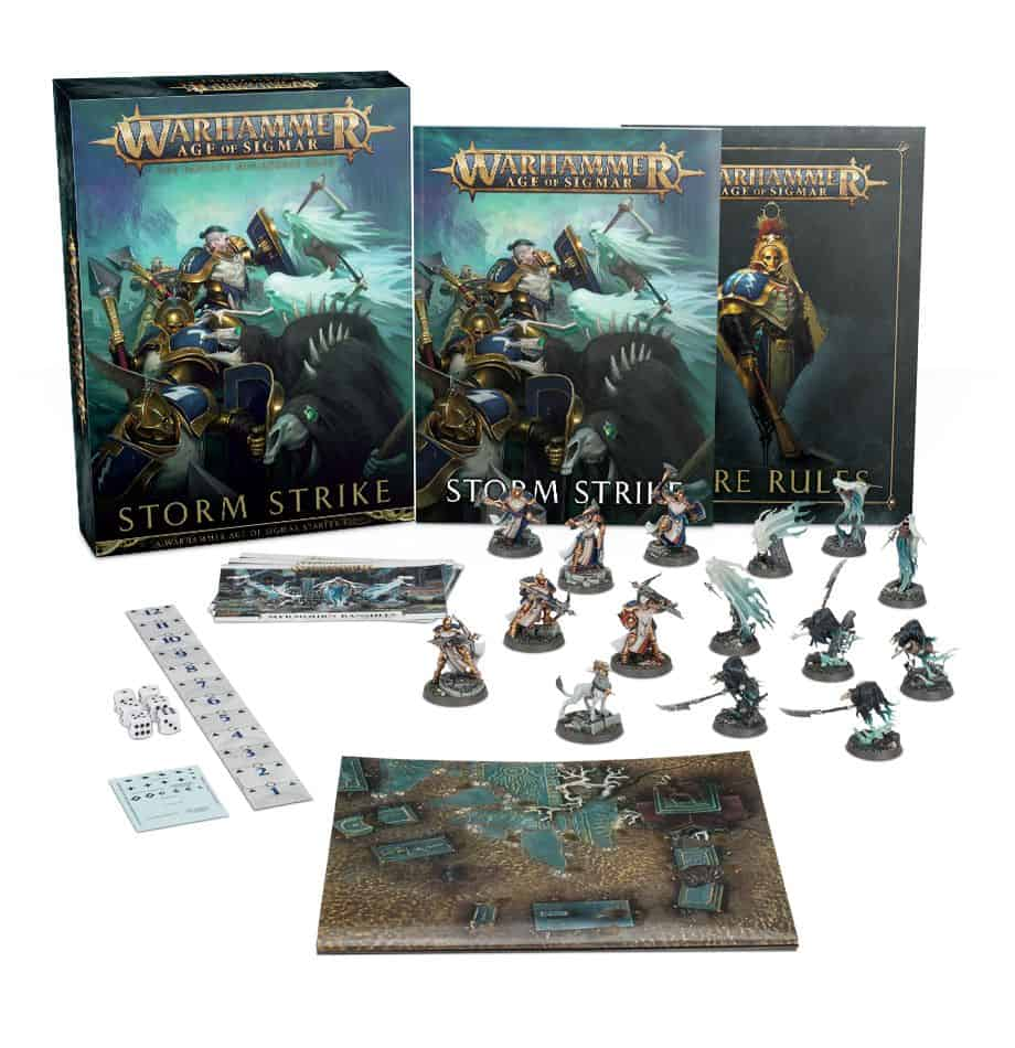 All Age of Sigmar 2.0 starter sets reviewed and compared 1