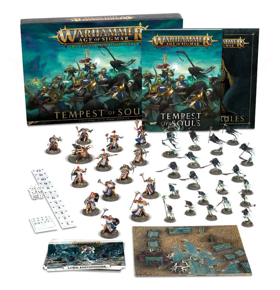 All Age of Sigmar 2.0 starter sets reviewed and compared 10