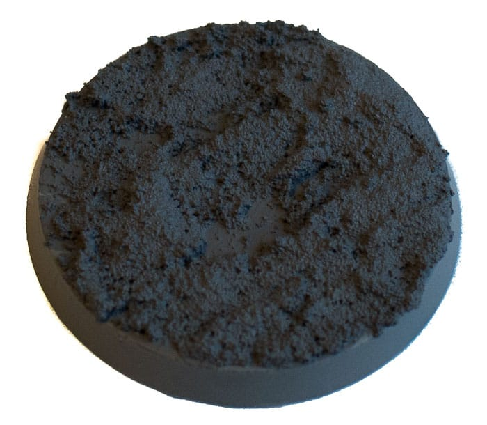 An image of Astrogranite Debris texture paint made by Games Workshop