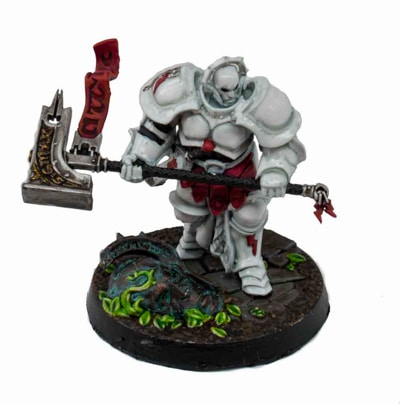 Easiest Warhammer army to paint for beginners 4