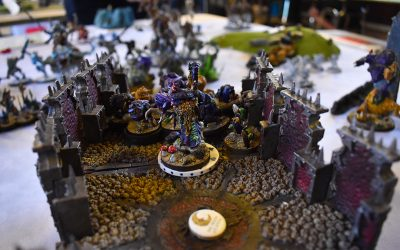 This is how Command points work in Age of Sigmar 2.0