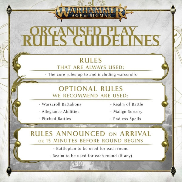 Age of Sigmar point system and matched play explained (updated for AoS 2.0) 3