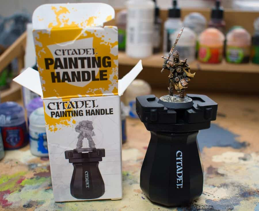Citadel painting handle review (is this thing any good?)