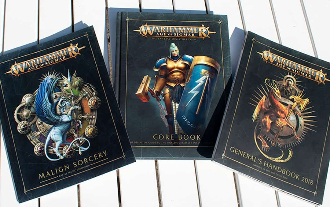 What exactly changed in Age of Sigmar's second edition?
