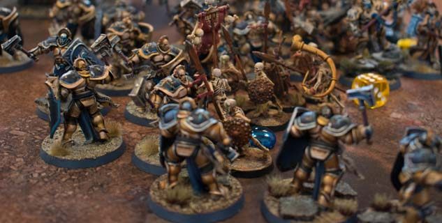 Easiest Warhammer army to paint for beginners 2