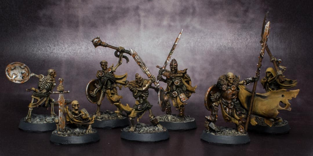 A beginners guide to painting your first Warhammer army 1