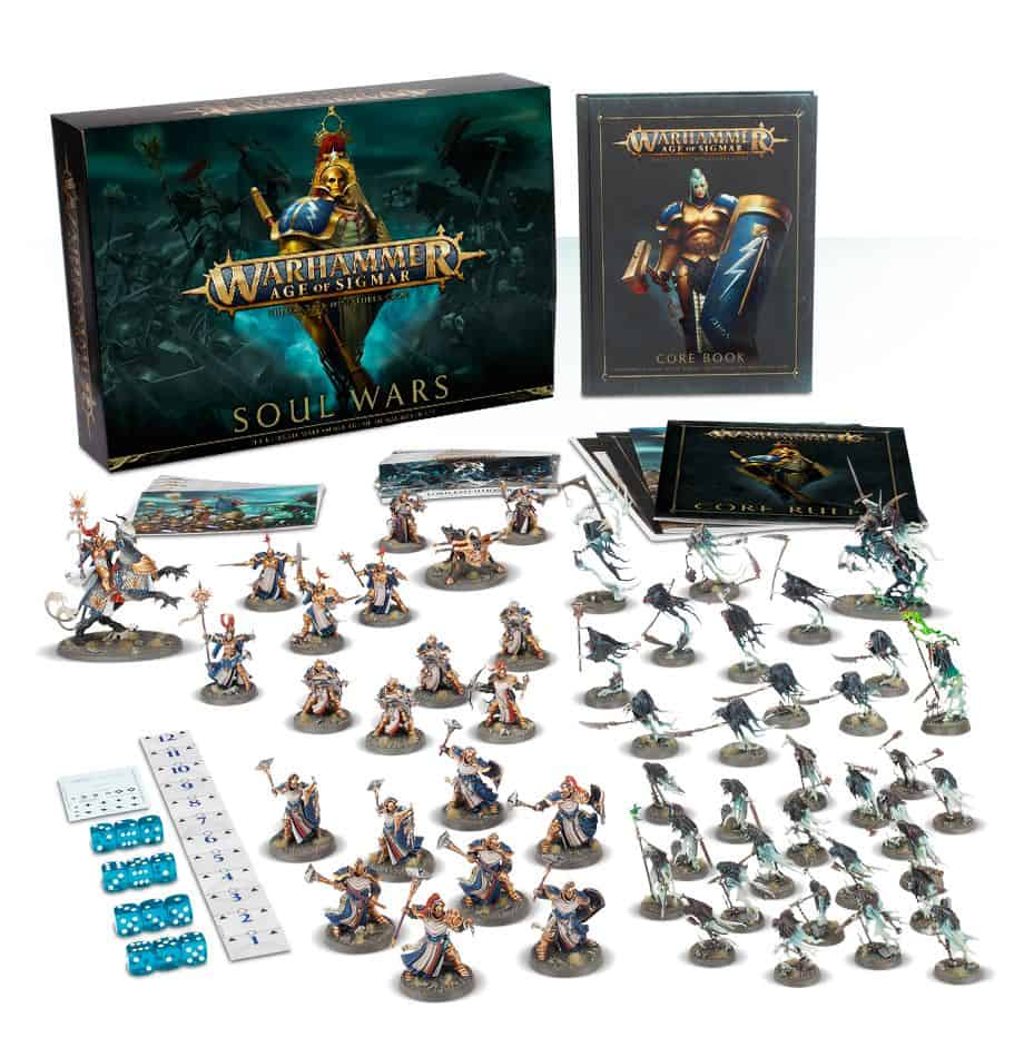 All Age of Sigmar 2.0 starter sets reviewed and compared 26