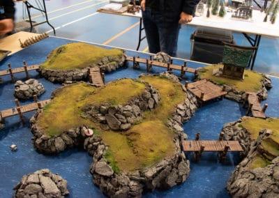 3D printed terrain from Aroscon (Denmark) 1 of 9