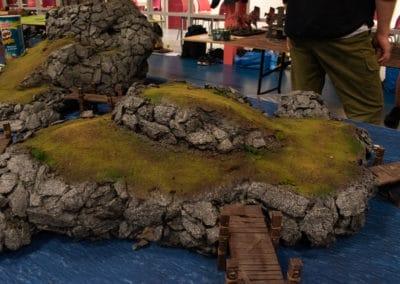 3D printed terrain from Aroscon (Denmark) 3 of 9
