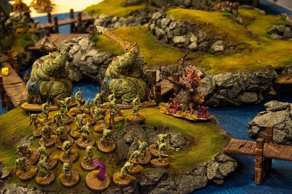 3d printed awesome terrain for Age of Sigmar