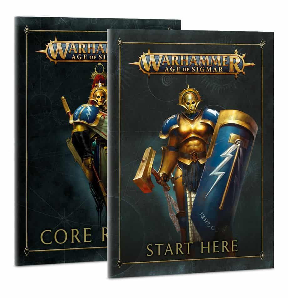 All Age of Sigmar 2.0 starter sets reviewed and compared 44