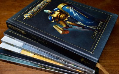 Exactly the books you need to play Age of Sigmar (a guide)