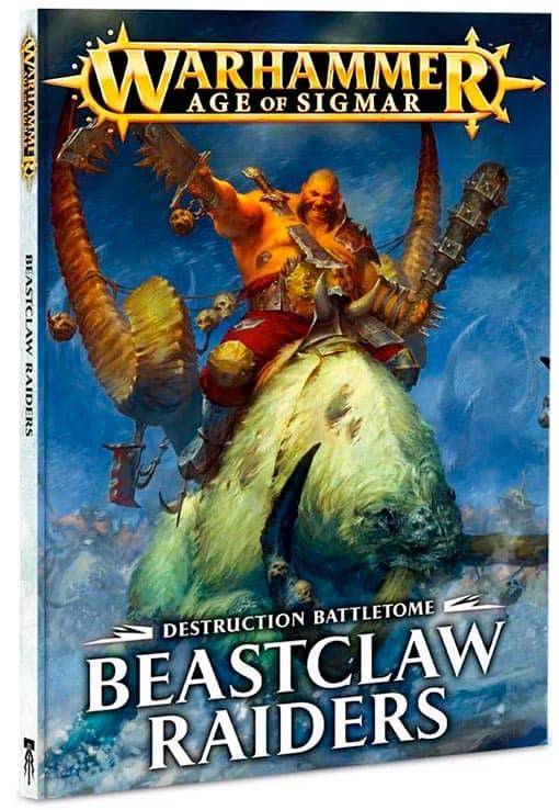 The Beastclaw Raiders battletome