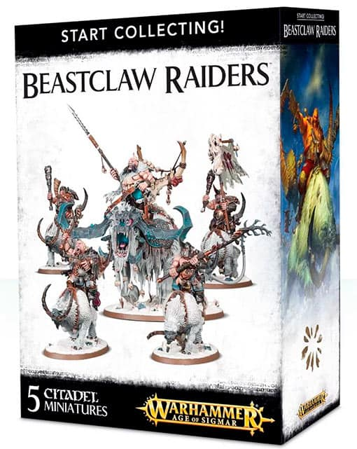 Beastclaw Raiders: Army Overview, Rules, Units, Tactics and More