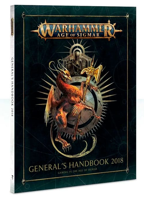 An image of the Generals Handbook 2018