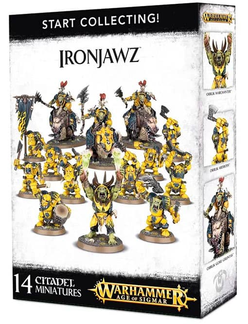 Ironjawz: Army Overview, Rules, Units, Tactics and Guide 3