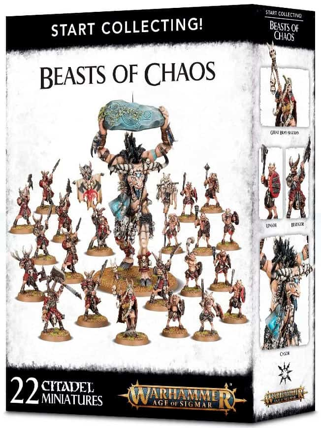 The Start Collecting Beasts of Chaos