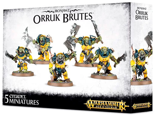 Ironjawz: Army Overview, Rules, Units, Tactics and Guide 1