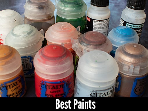 Recommended Gear and Tools for Miniature Painting 2