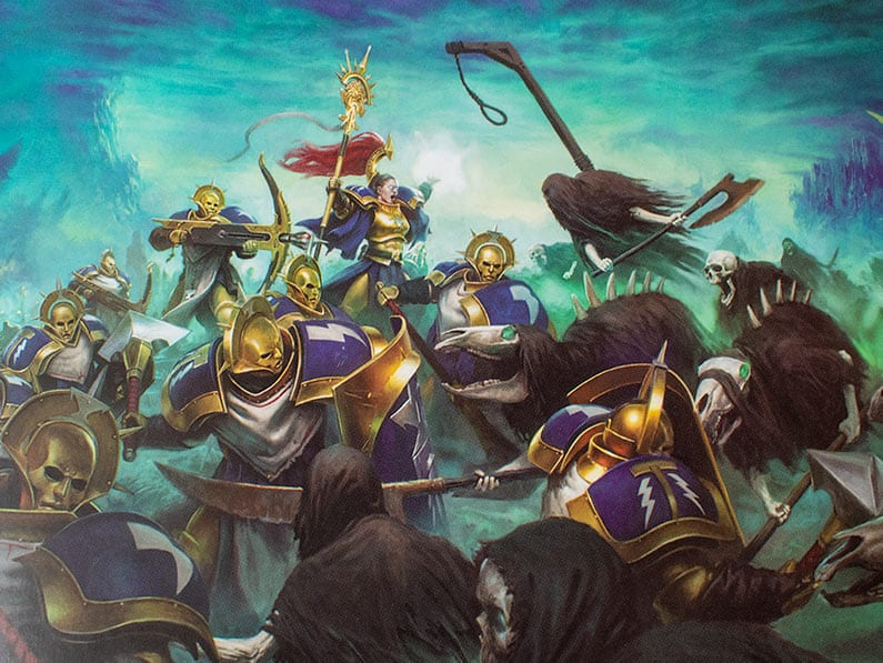 The Untamed Beasts Warband