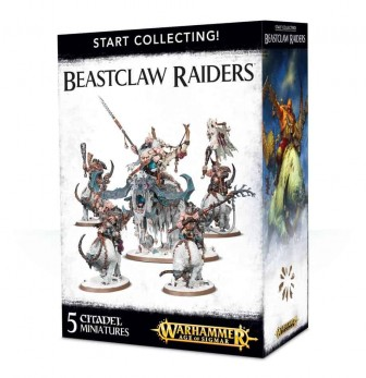 Beastclaw Raiders Start Collecting