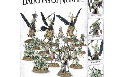 Review of Start Collecting for Daemons of Nurgle
