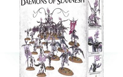 Review of Start Collecting Slaanesh