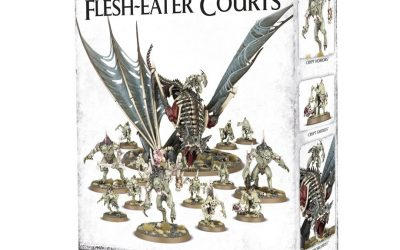 Review of Start Collecting Flesh-Eater Courts