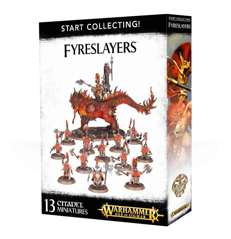 Review of Start Collecting box for Fyreslayers