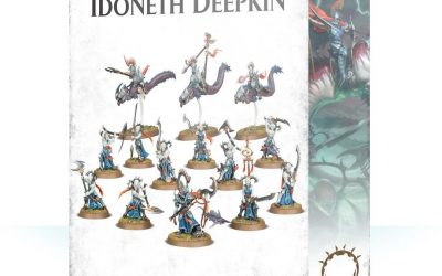 Review of Start Collecting Idoneth Deepkin