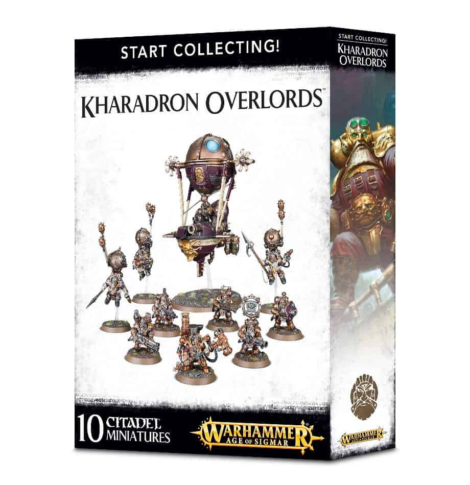 Review of Kharadron Overlord Start Collecting Box