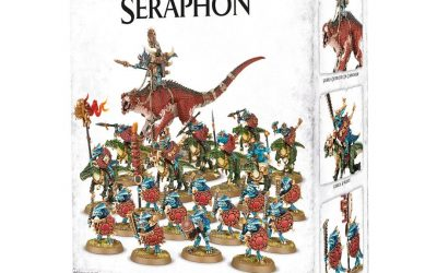 Review of Seraphon Start Collecting (points, minis, value)