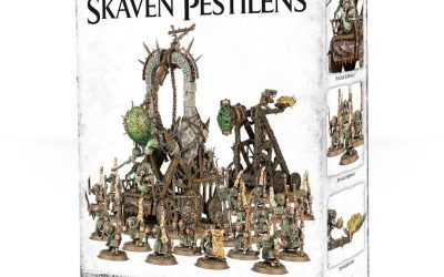 Review of Start Collecting Skaven Pestilens