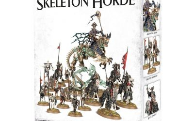 Review of Start Collecting Skeleton Horde