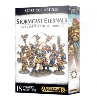 Stormcast Eternals Thunderstrike Brotherhood Start Collecting