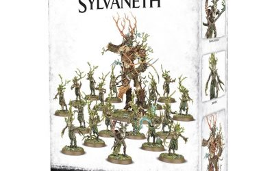 Review Start Collecting Sylvaneth (total points, value)