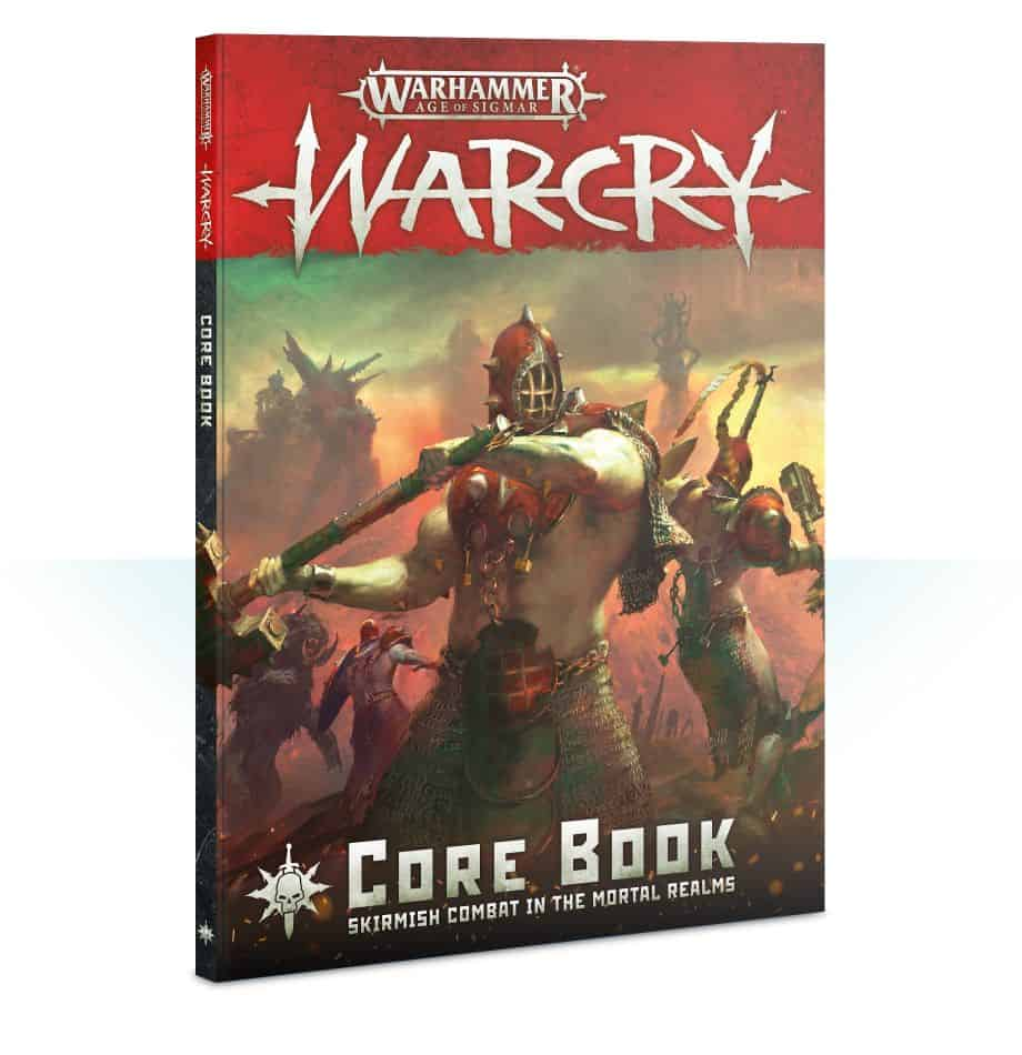 The core book for Warcry