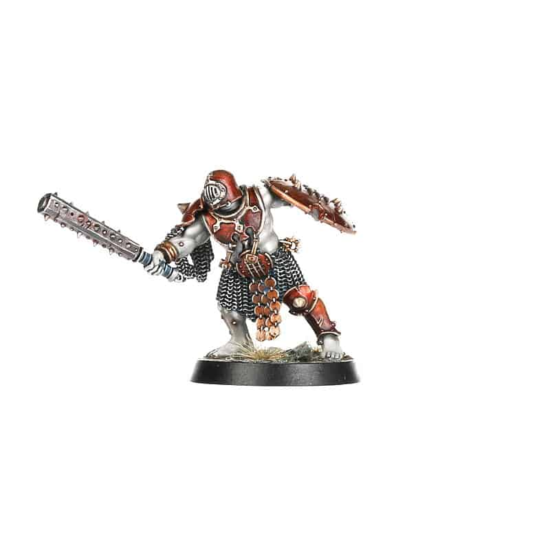 Iron Legionary for the Iron Golems Warcry Warband