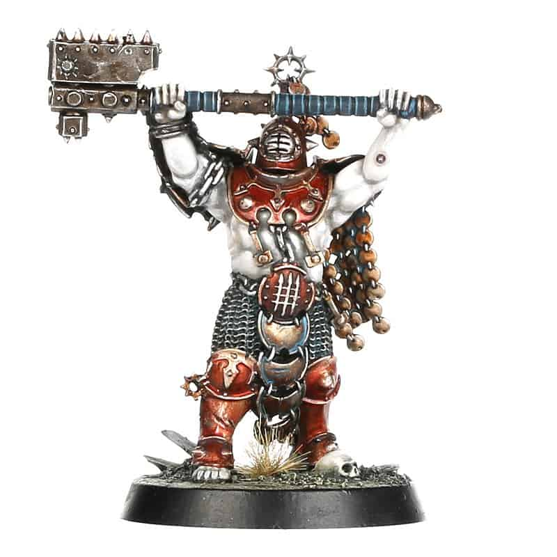 Dominar for the Iron Golems Warcry Warband