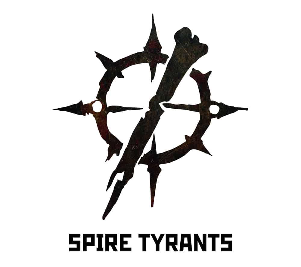 Spire Tyrants Logo