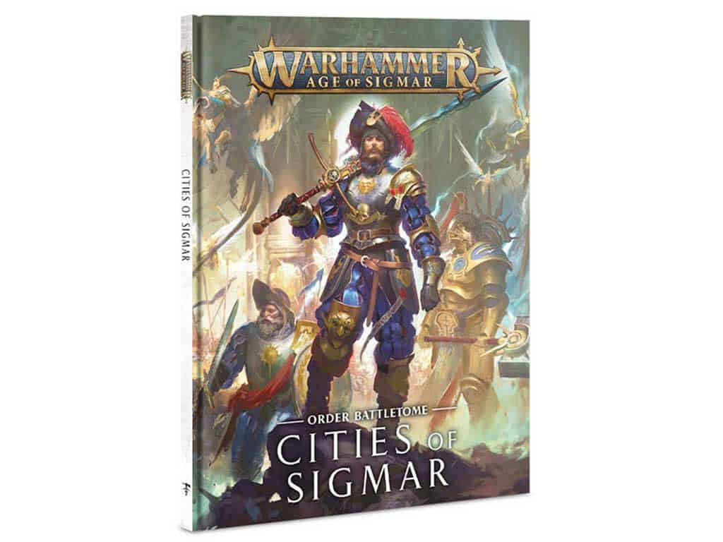 Cities of Sigmar: Everything We Know + Rumours and Speculation