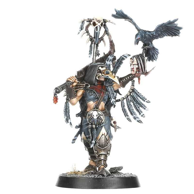 Dominar Miniature for the Iron Golem Warband in Warcry