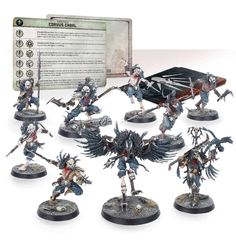 Splintered Fang Warband for Warcry