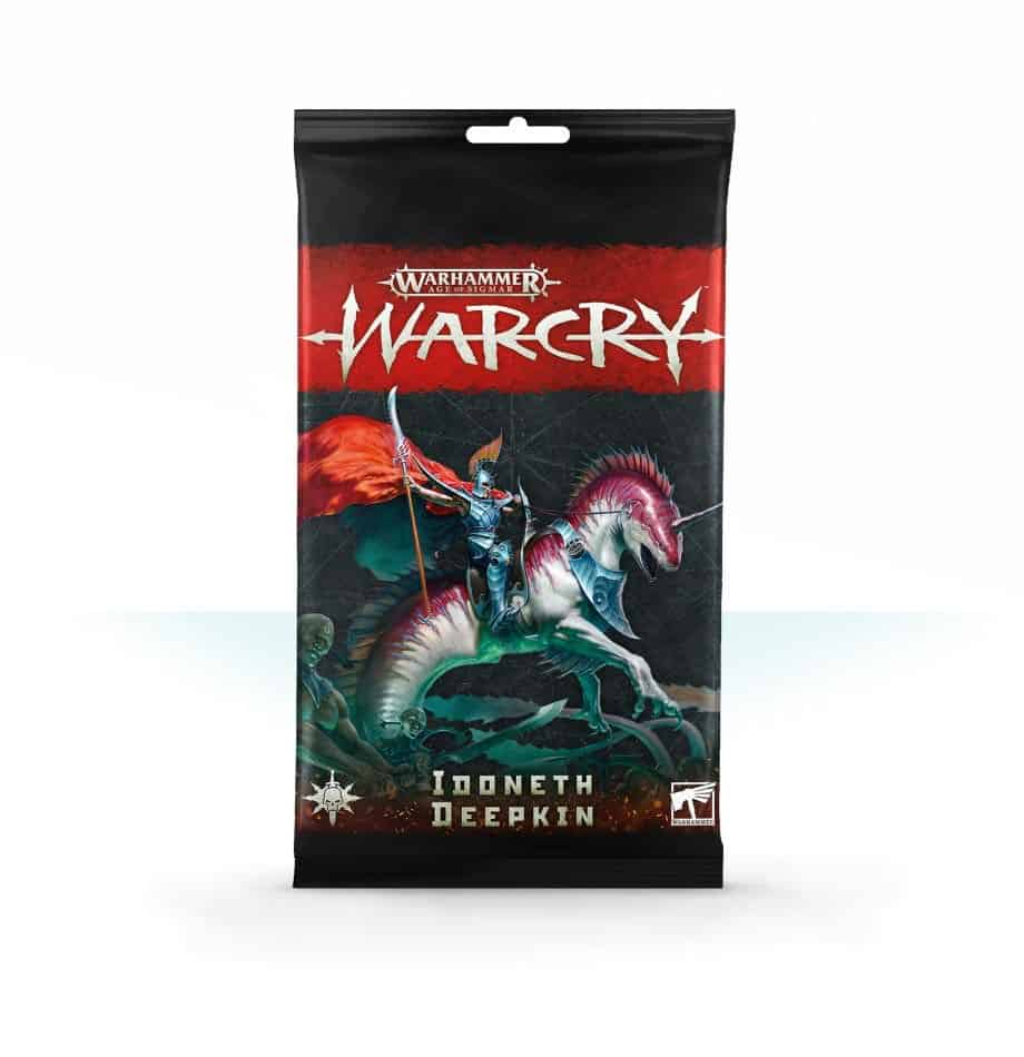 Idoneth Deepkin Card Pack for Warcry