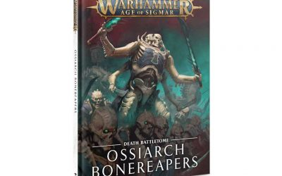 Ossiarch Bonereapers Release -Everything we Know so far