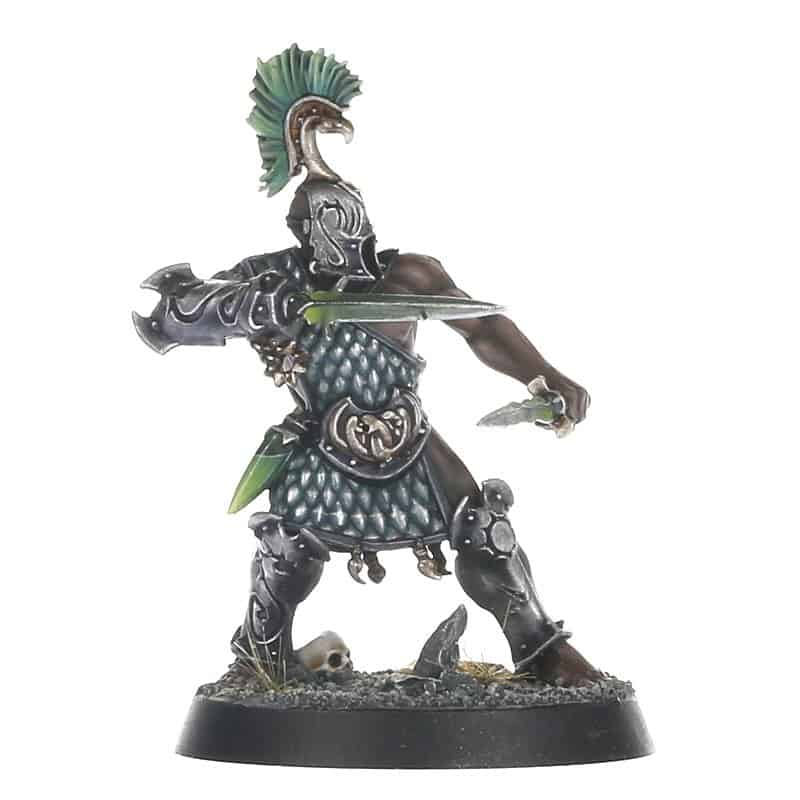 Pureblood for the Splintered Fang Warcry Warband