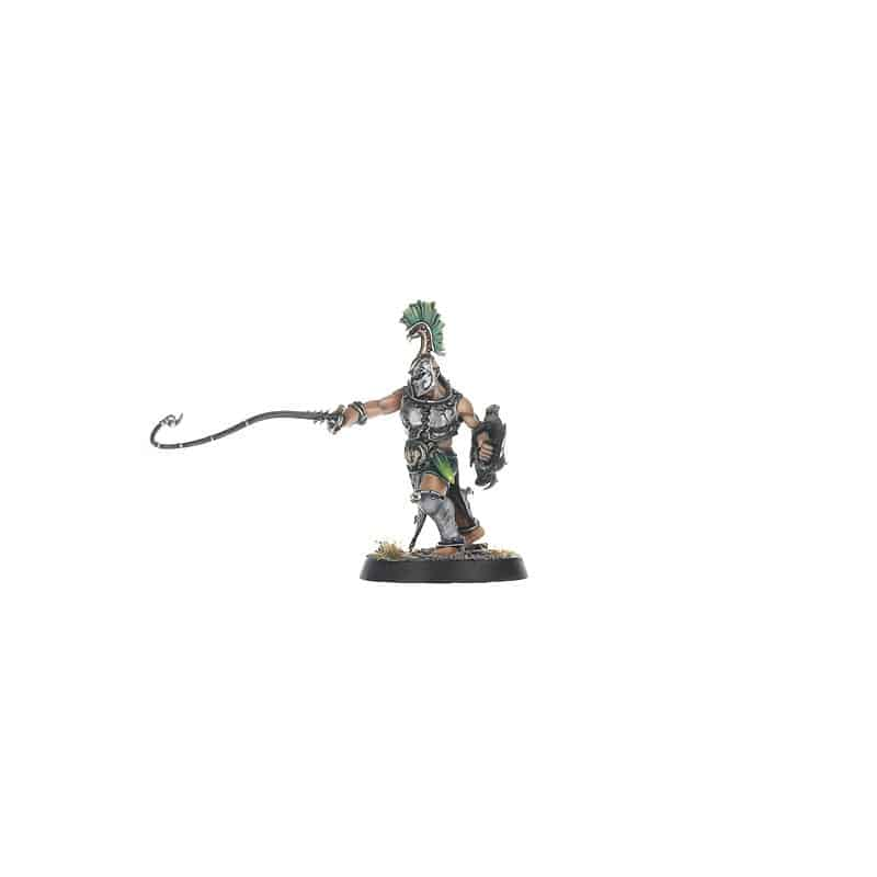 Venomblood with Barbed Whip for the Splintered Fang Warcry Warband