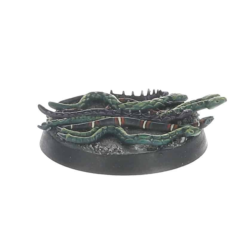 Serpents for the Splintered Fang Warcry Warband