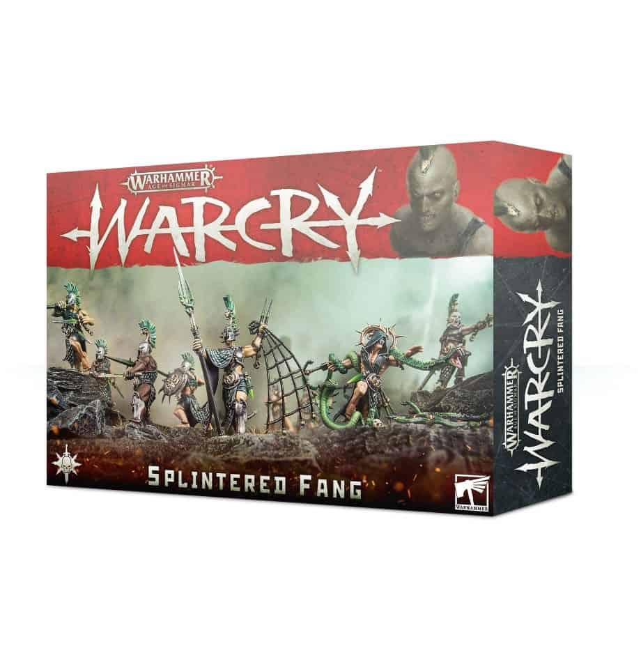 Splintered Fang Warcry Box