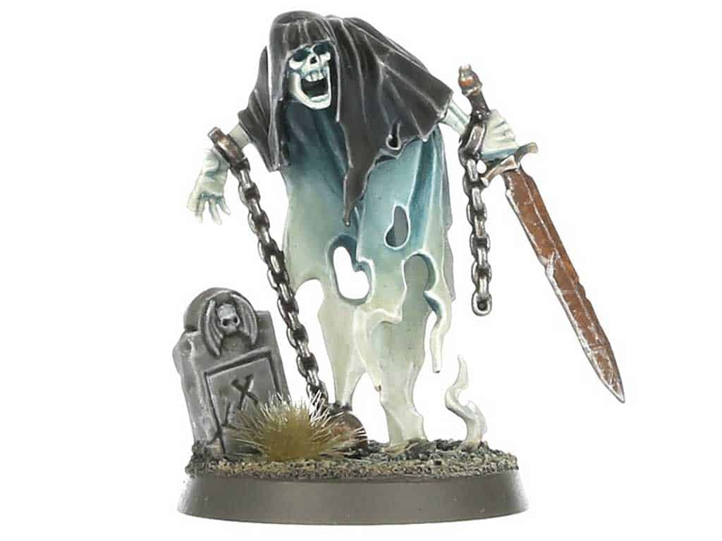 Chainrasp for Nighthaunt Warcry